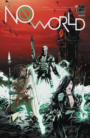 No World #5 (Gunderson Cover)