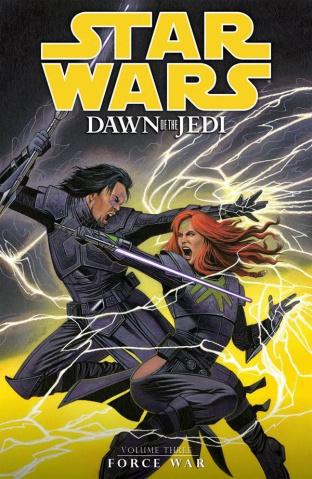 Star Wars: Dawn of the Jedi Vol. 3: Force War