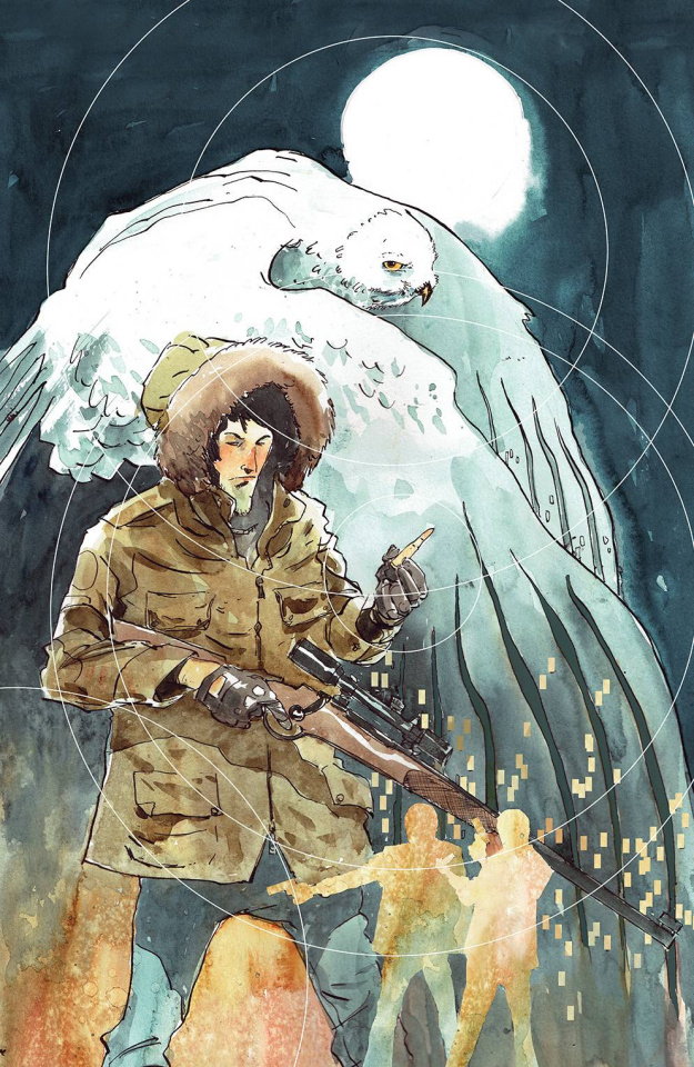 Snow Blind #3