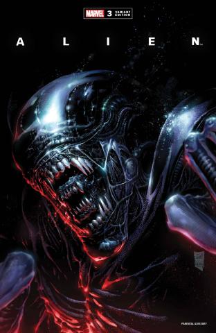Alien #3 (Tan Cover)
