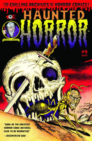 Haunted Horror #4