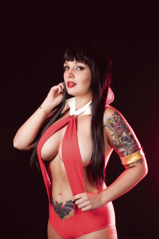 Vampirella #7 (10 Copy Cosplay Cover)