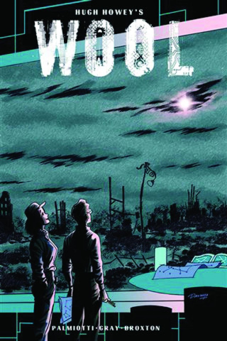 Hugh Howey's Wool #2
