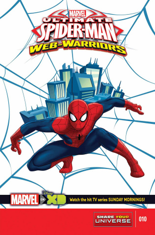 Ultimate Spider-Man: Web Warriors #10