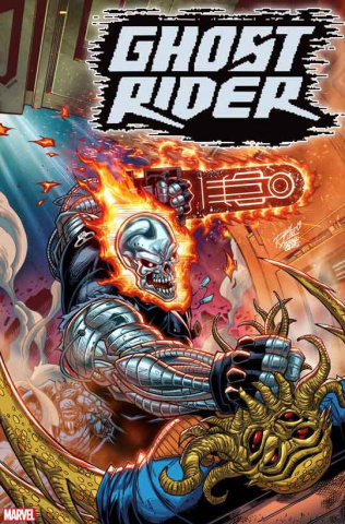 Ghost Rider 2099 #1 (Ron Lim Cover)