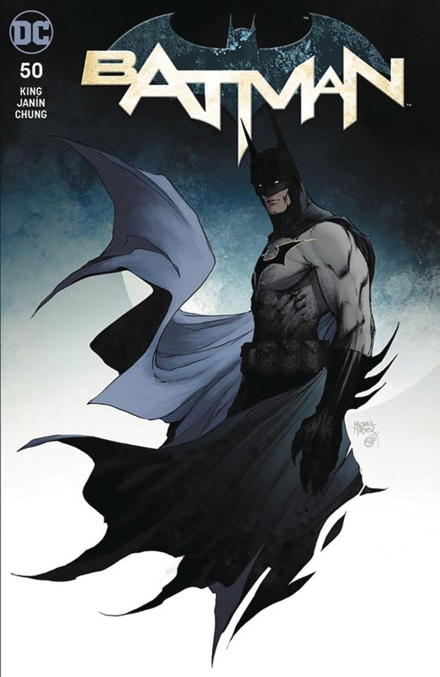 Batman #50 (Michael Turner Covers)