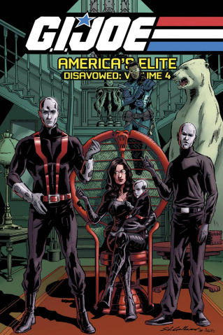 G.I. Joe: America's Elite Vol. 4: Disavowed