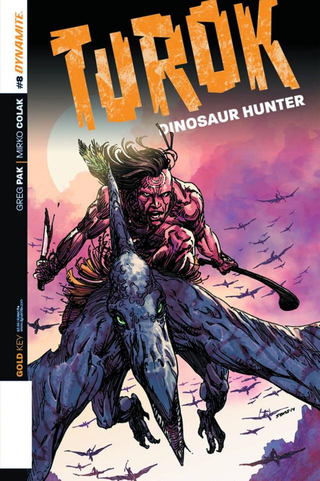 Turok: Dinosaur Hunter #8