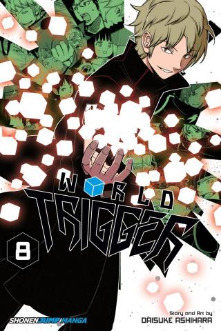 World Trigger Vol. 8