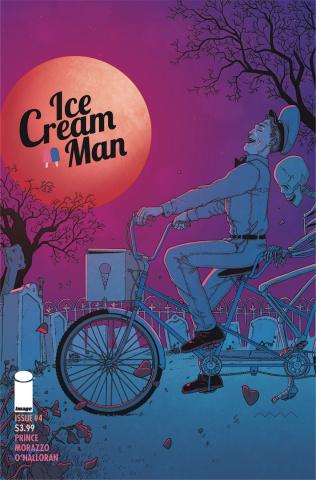 Ice Cream Man #4 (Morazzo & O'Halloran Cover)