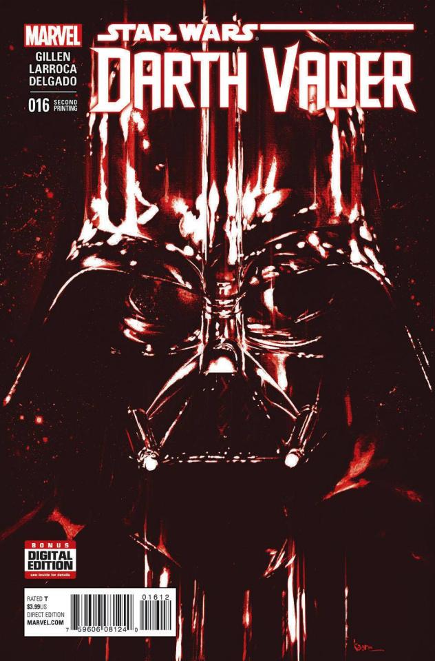 Darth Vader #16 (Andrews 2nd Printing)