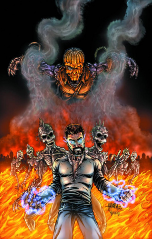 Jack the Lantern: Salvation #1