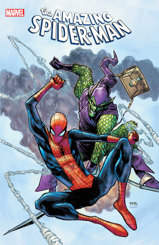 The Amazing Spider-Man #49 (Ramos Cover)