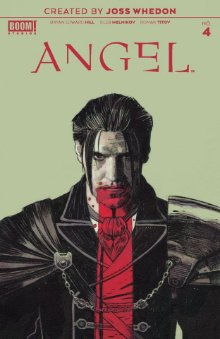 Angel #4 (One Per Store Cover)