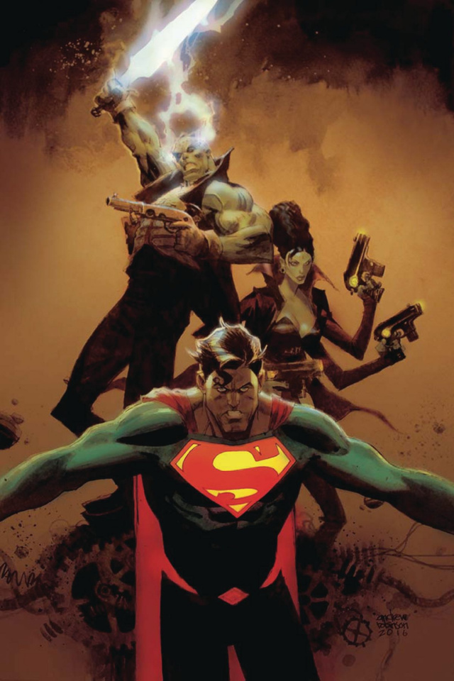 Superman #12 (Variant Cover)