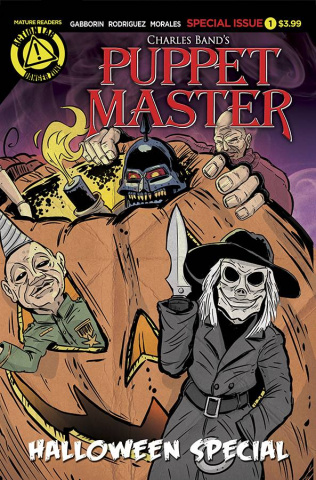 Puppet Master Halloween Special