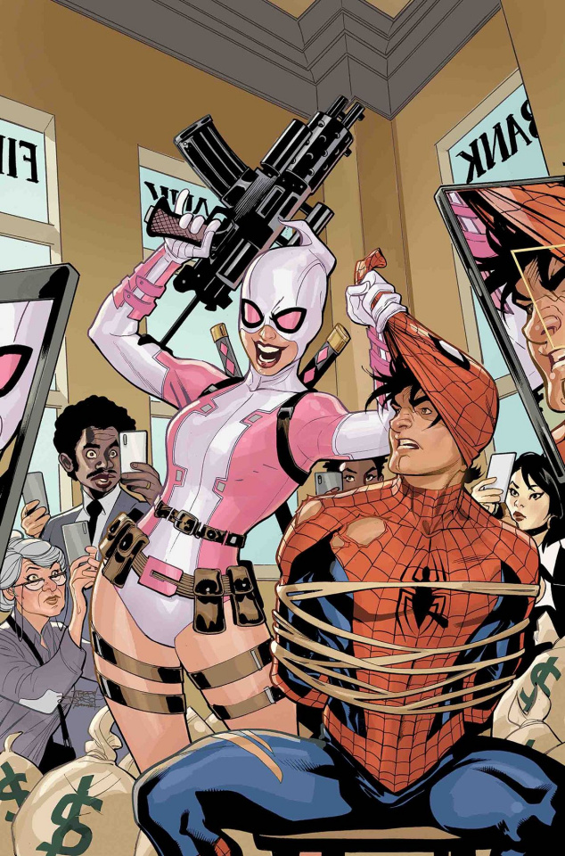 Gwenpool Strikes Back! #1