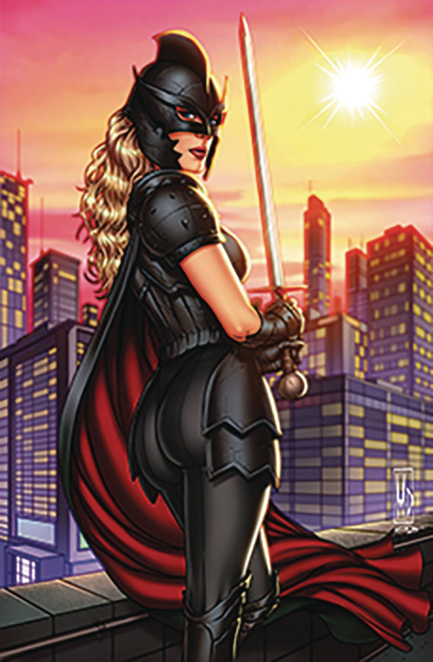 Grimm Fairy Tales 2020 Annual (Dipascale Cover)