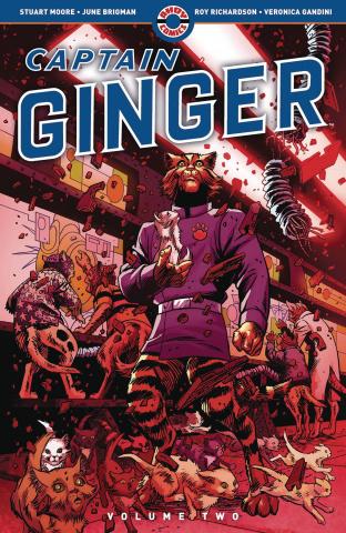 Captain Ginger Vol. 2