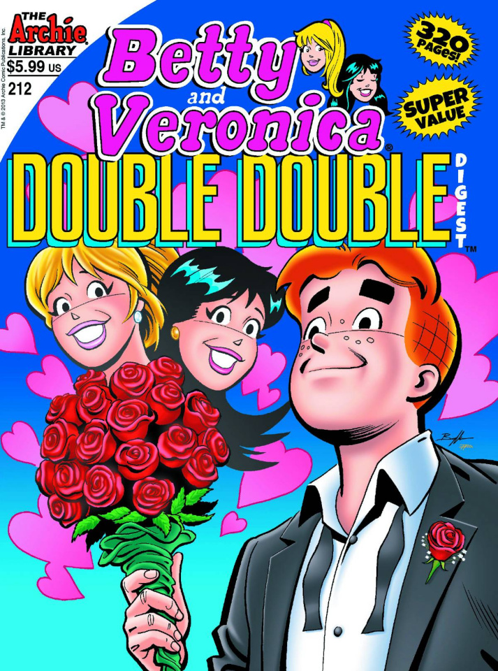 Betty & Veronica Double Double Digest #212