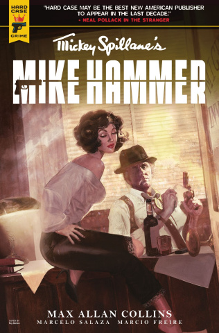 Mike Hammer #2 (Dalton Cover)