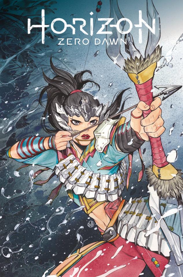 Horizon: Zero Dawn #3 (Momoko Cover)