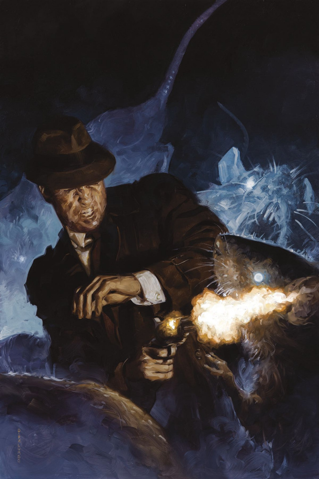 Joe Golem, Occult Detective: The Outer Dark #3