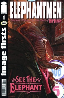 Elephantmen #1 (Image Firsts)