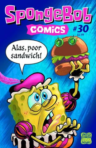Spongebob Comics #30