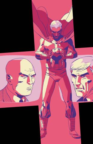 X-Men #8 (Martin God Loves Man Kills Cover)