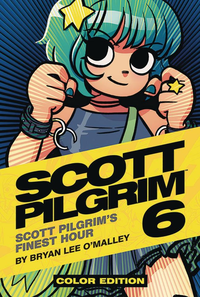Scott Pilgrim in Color Vol. 6