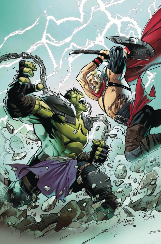 The Incredible Hulk #711
