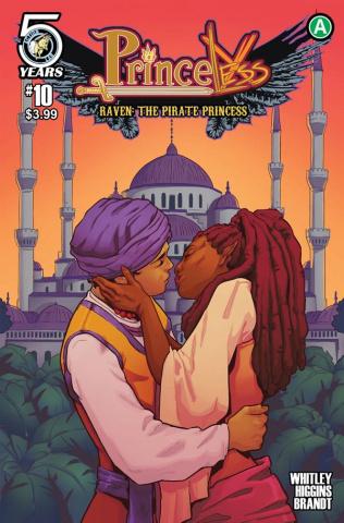 Princeless: Raven, The Pirate Princess #10