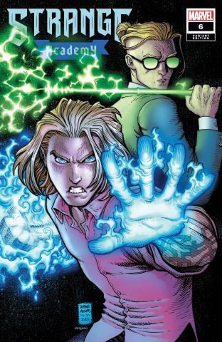 Strange Academy #6 (Art Adams Character Spotlight Cover)
