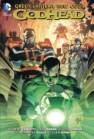 Green Lantern / New Gods: Godhead