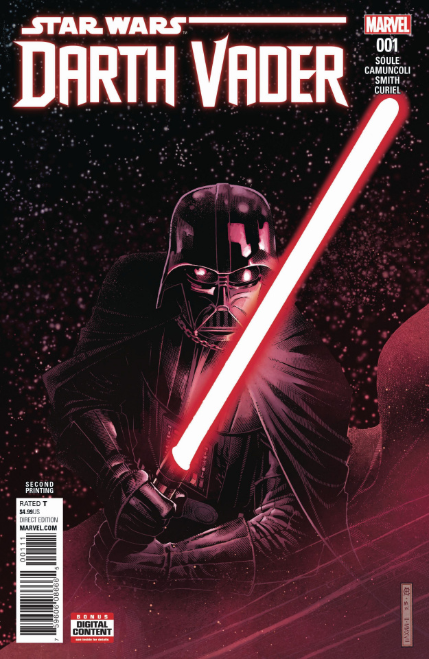 Star Wars: Darth Vader #1 (2nd Printing)