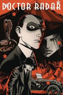 Doctor Radar #1 (Francavilla Cover)
