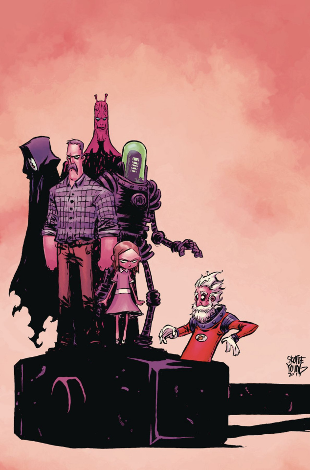 Black Hammer: Age of Doom #1 (Young Cover)