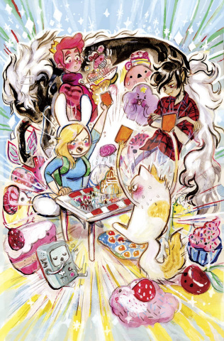 Adventure Time with Fionna & Cake: Card Wars #3 (20 Copy Covers)