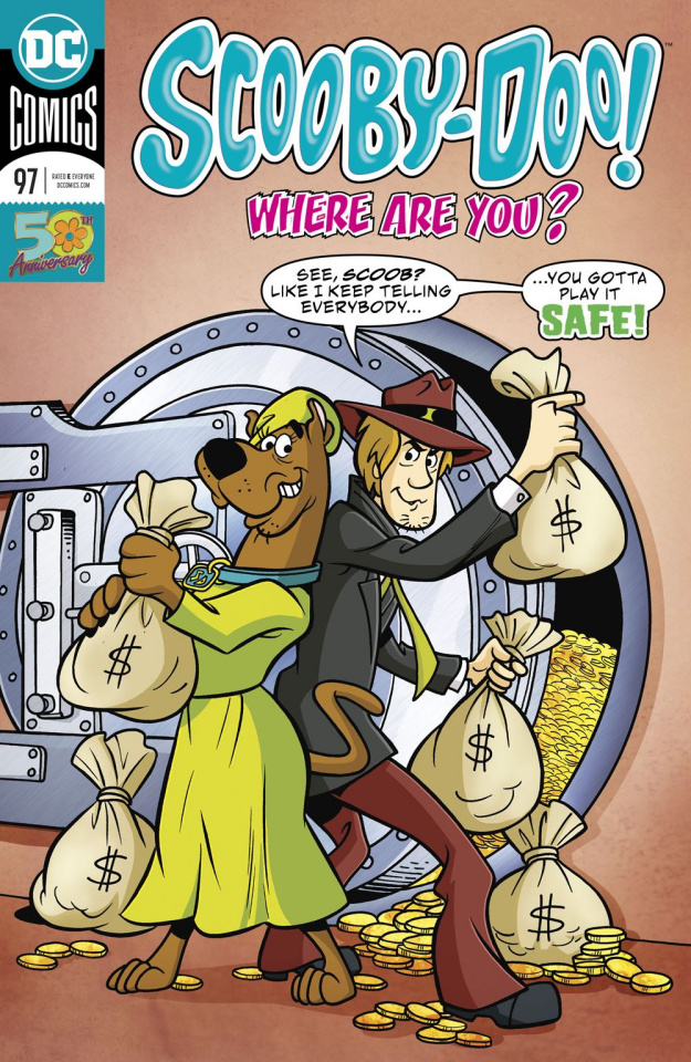 Scooby-Doo! Where Are You? #97