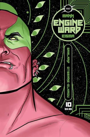 Engineward #10 (Eisma Cover)