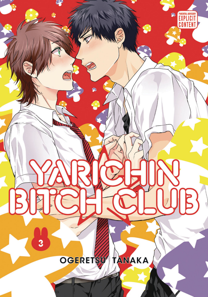 Yarichin Bitch Club Vol. 3