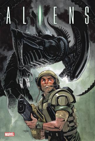 Aliens: The Original Years Vol. 2: (Omnibus Asrar Cover)