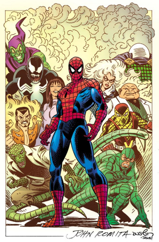 The Amazing Spider-Man #1 (Romita Sr. Cover)