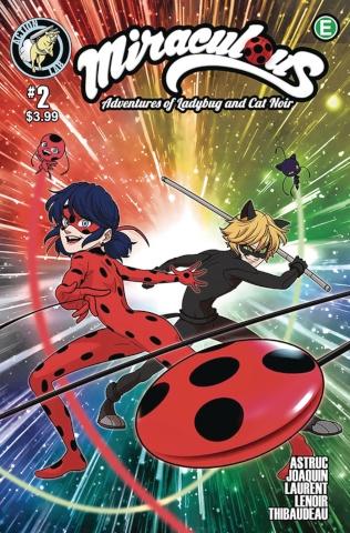 Miraculous: The Adventures of Ladybug & Cat Noir #2