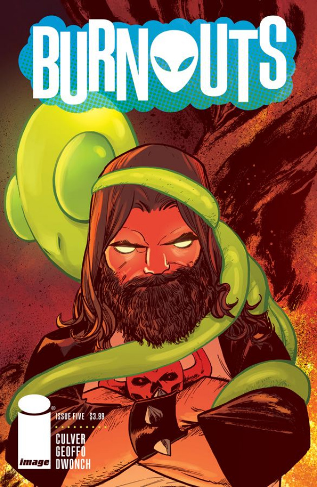 Burnouts #5 (Greenwood Cover)