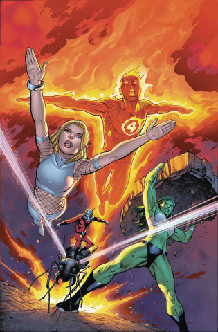 X-23 #3 (Pacheco Return of Fantastic Four Cover)