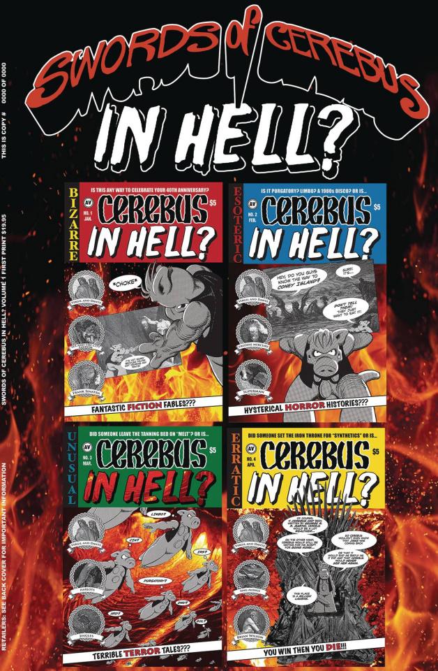 Swords of Cerebus in Hell? Vol. 1