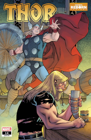 Thor #14 (Pacheco Reborn Cover)