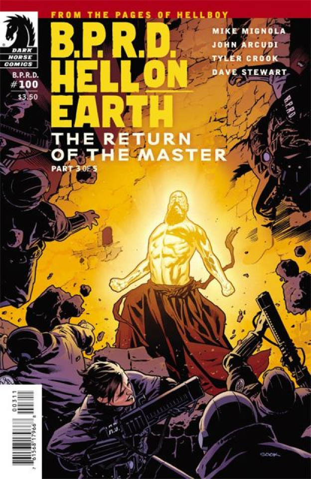 B.P.R.D.: Hell On Earth - Return of the Master #3